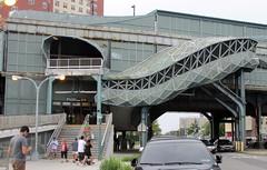 West Eighth Street–New York Aquarium Station