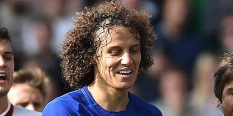 David Luiz Bersedia Tinggal di Chelsea Jika Conte Pergi
