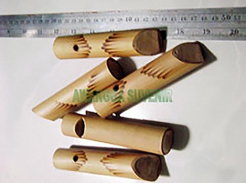 souvenir kututan bambu
