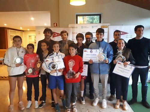 Campeonatos Gallegos Alevín y Cadete 2018