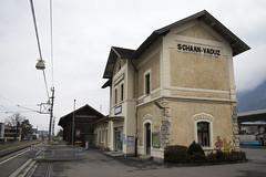 Station Schaan-Vaduz