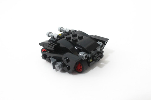 The LEGO Batman Movie The Mini Ultimate Batmobile (30526)
