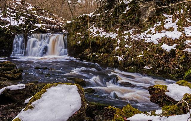 Hareshaw Linn  Northumberland., Nikon D7100, AF-S DX VR Zoom-Nikkor 16-85mm f/3.5-5.6G ED