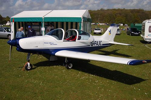 G-FAJC Alpi Aviation Pioneer 300 [PFA 330A-14639] Popham 020509