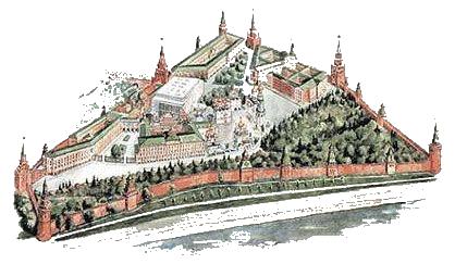 Moscow Kremlin Моско́вский Кремль
