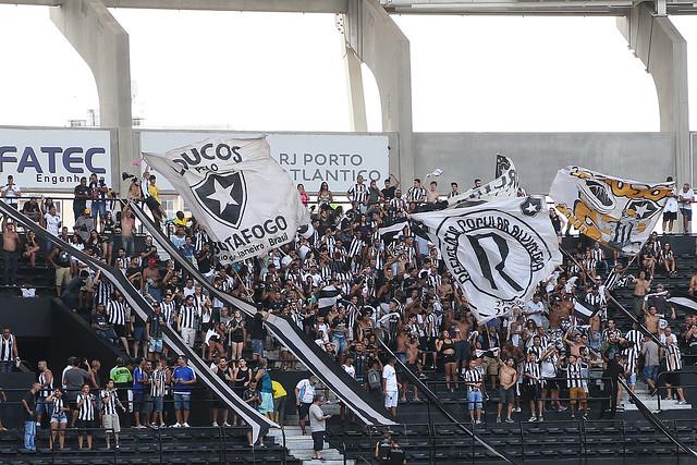 Flamengo 1 x 0 Botafogo