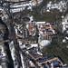 Norwich Gas Hill & Bishop Bridge - aerial