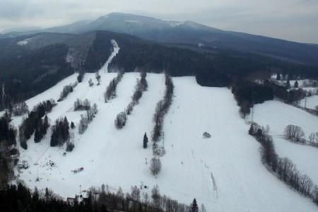 SNOW tour: Miroslav – za humny je sjezdovka