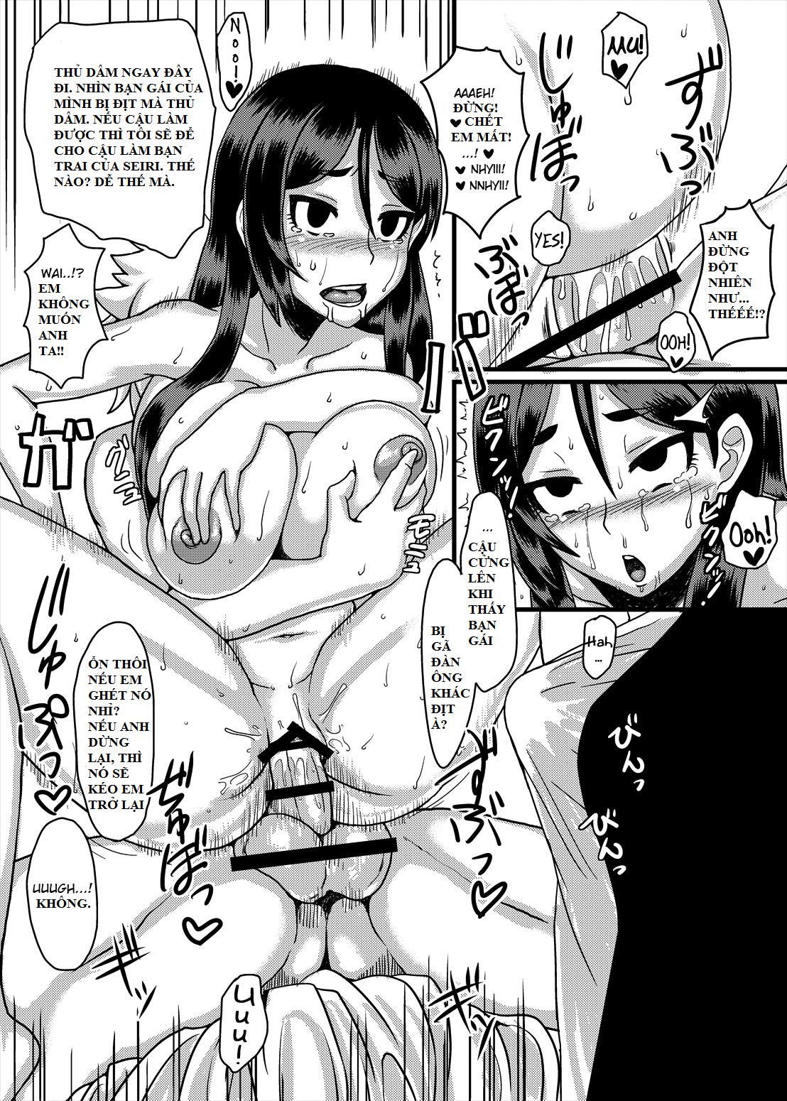 HentaiVN.net - Ảnh 3 - NIKUYOSE (Toaru Majutsu no Index) - Chap 2