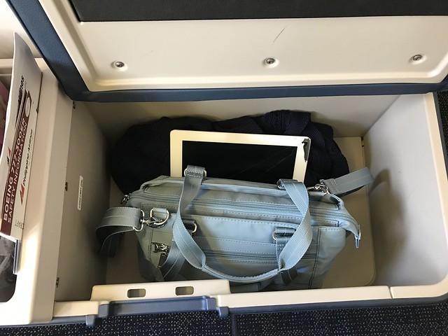 PAL plane compartment