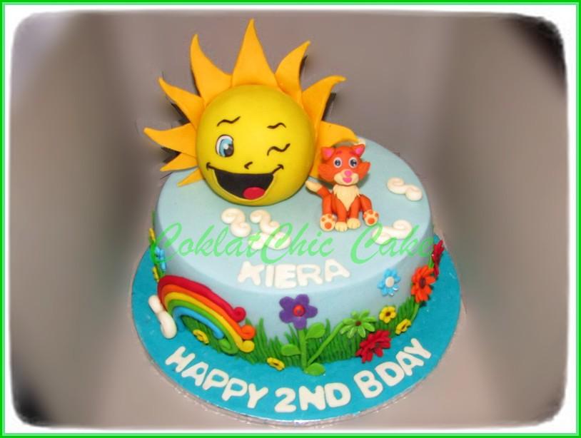 Cake SunShine KIERA 20 cm