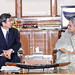 President Nakao meets with Bangladesh Prime Minister