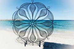 Cottesloe Beach sculpture