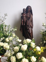 Virgin Mary at Brentwood Cathedral