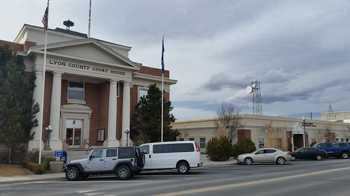 Lyon County Courthouse