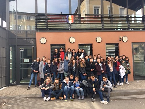 Echange Franco-Espagnol Mars 2018