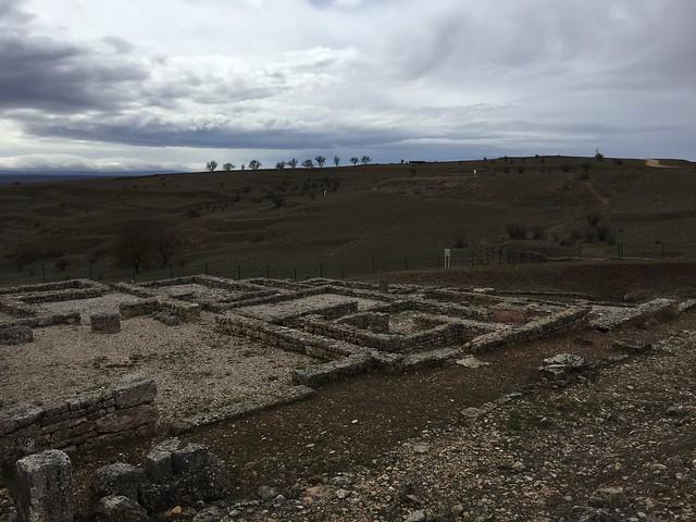 Yacimiento arqueológico de Uxama