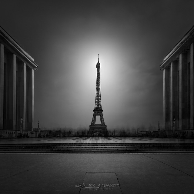 Enlightenment I - Eiffel Tower Paris