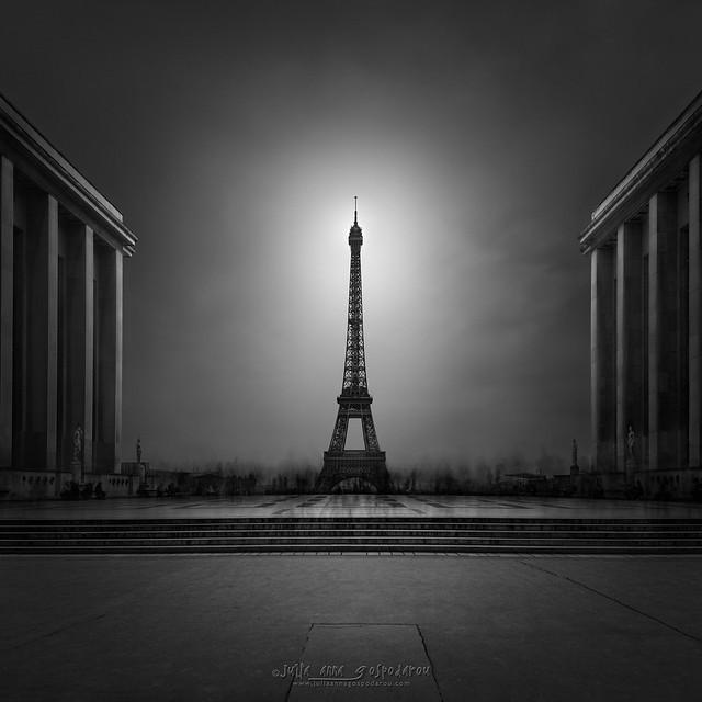 Enlightenment I - Eiffel Tower Paris