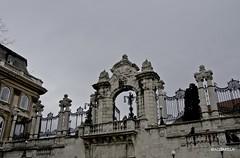 Habsburg Gate, Buda Castle, Budapest