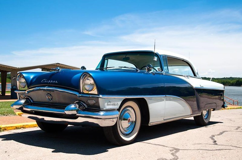 1955 Packard Clipper Super Panama Hardtop