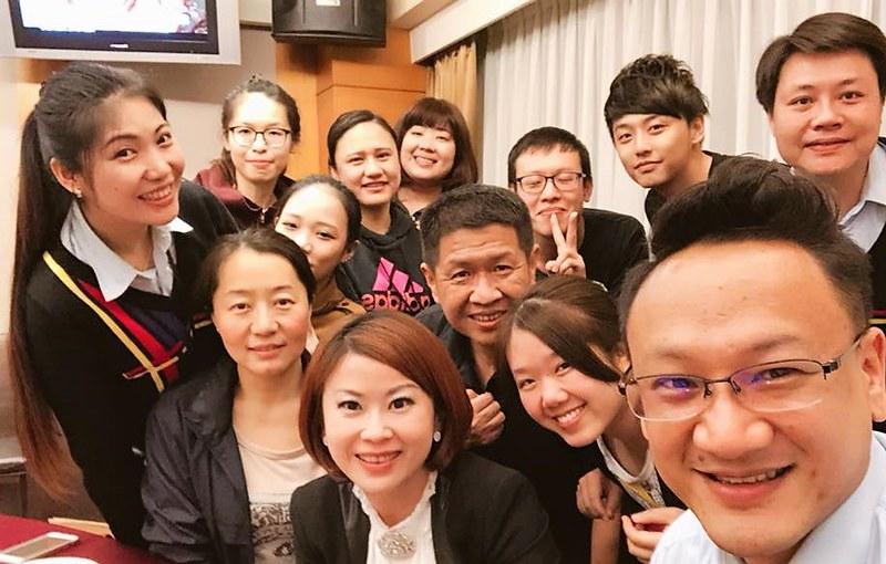 花蓮-翰品酒店 榮獲第二名 慶功宴 (7)