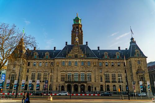 Ayuntamiento de Rotterdam