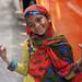 Street Urchin Delhi by Mike Longhurst
