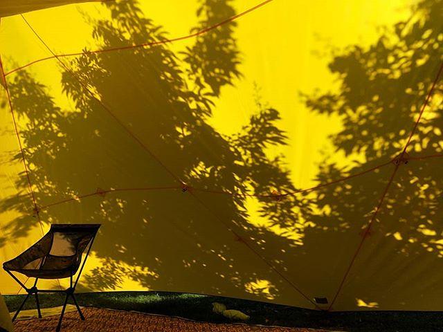 20180311 乾到不行的撤收 #歐北露 #campinglife #ilovecamping #soulwhatpetit #絕版勇士黃