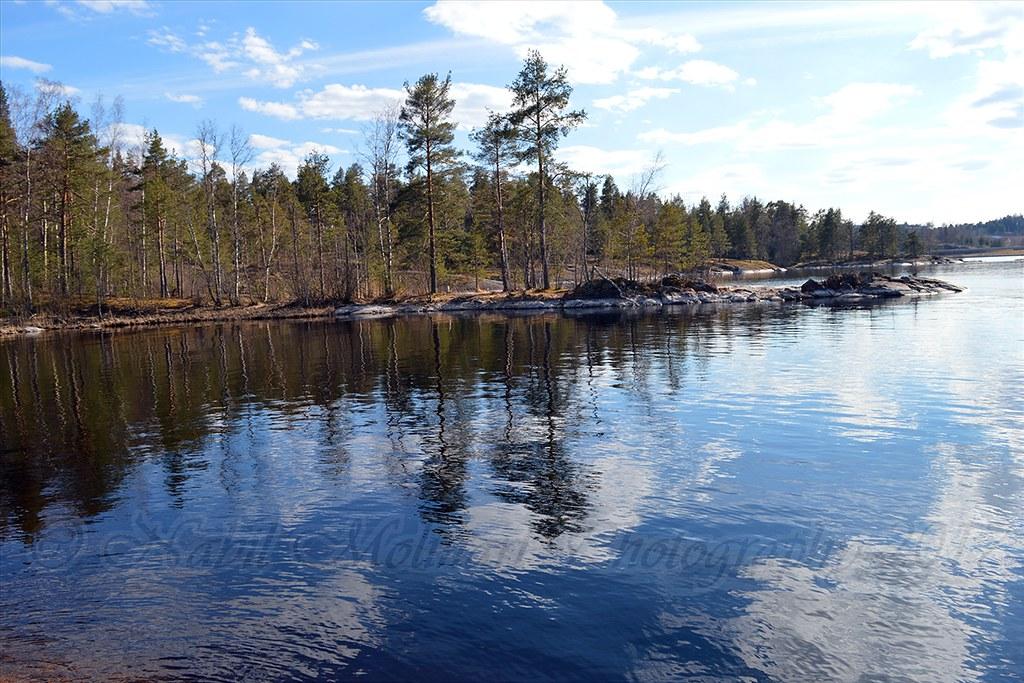 Paysage : Savonlinna Finland