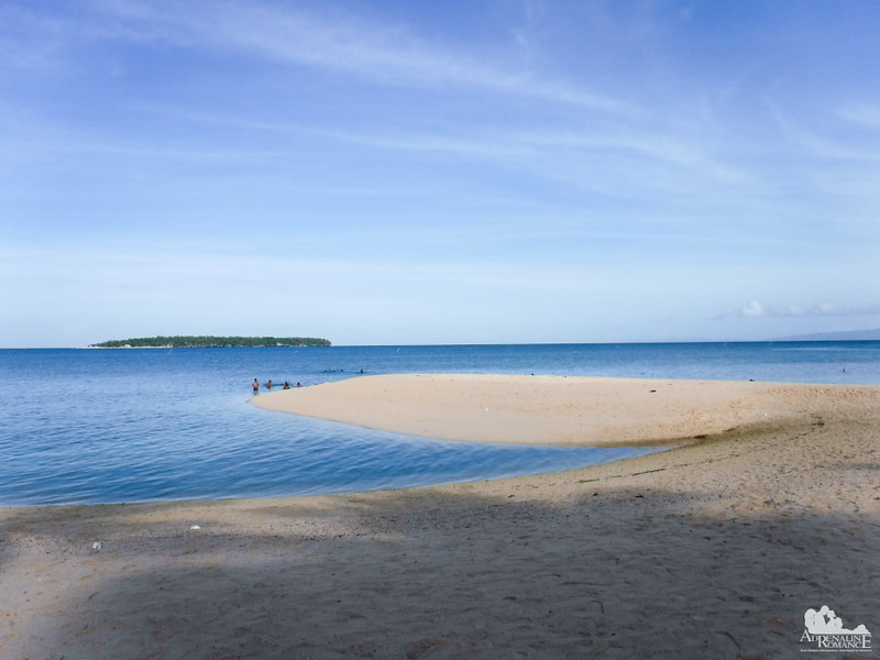 Mini Sandbar at Digyo Island
