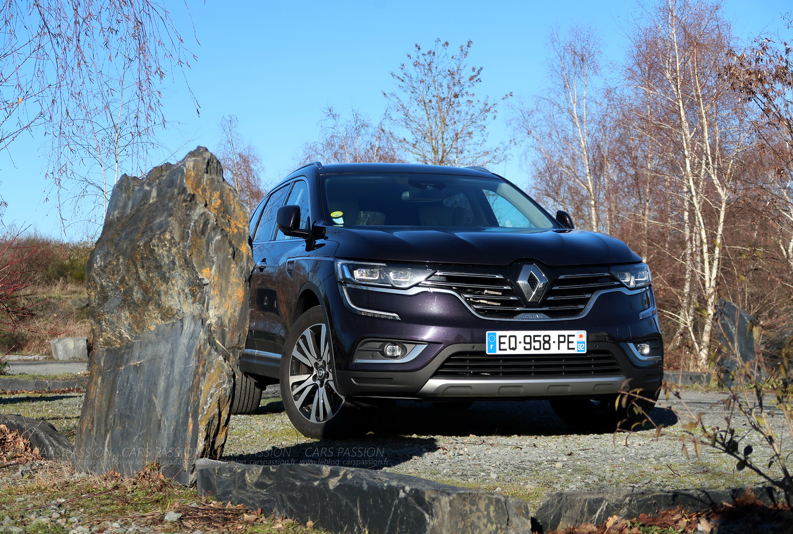 Essai Renault Koleos Initiale