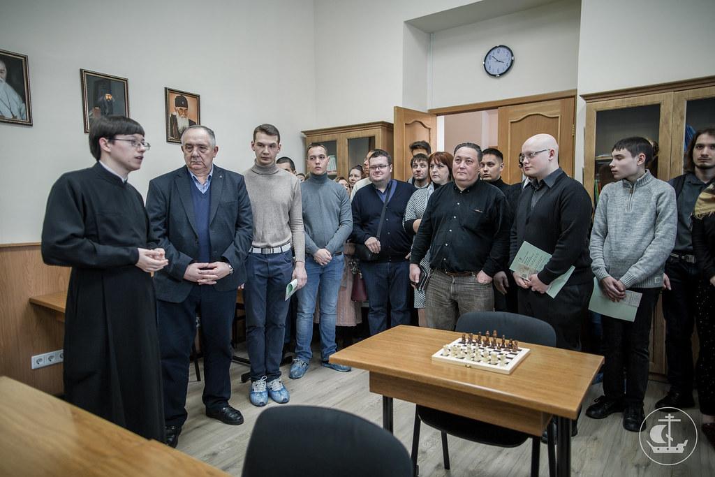 8 марта 2018, День открытых дверей / 8 March 2018, Open Doors Day