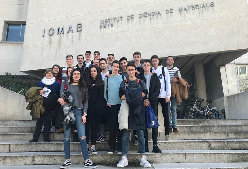 Visita INS Infanta Isabel 2018