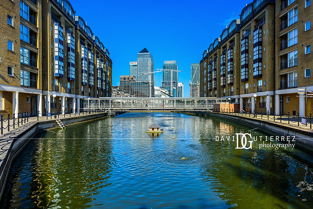Solid & Sparkle - Canary Wharf, London, UK