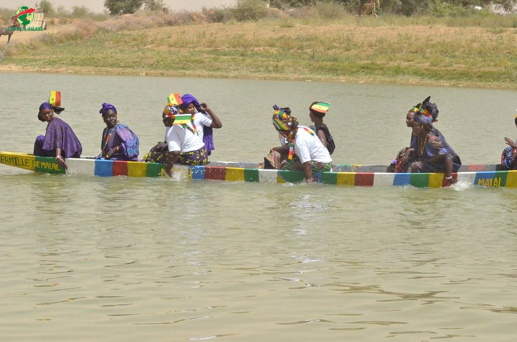 Inauguration d'infrastructures  de base à Mbakhna Par la Fondation SONATEL (132)