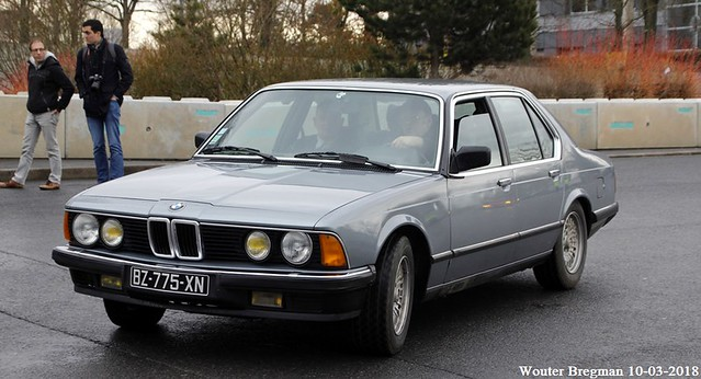 Flickriver: Most interesting photos from BMW 7 Series E23 pool
