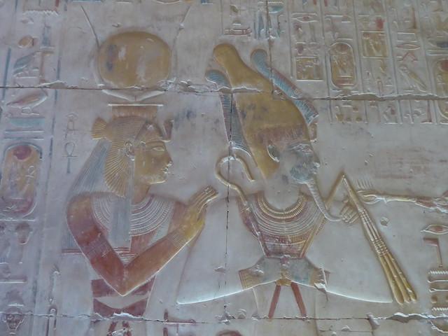 Isis & Osiris, Abydos