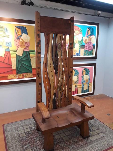 Agi Pagkatipunan Chair