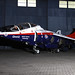 Hawker Siddeley Harrier T.4 VAAC - QinetiQ - XW175 by Thomas J. Howe