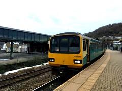 Arriva Trains Wales 143609 - Pontypridd