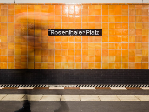 The ghost of Rosenthaler Platz