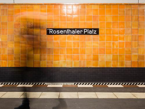 The ghost of Rosenthaler Platz