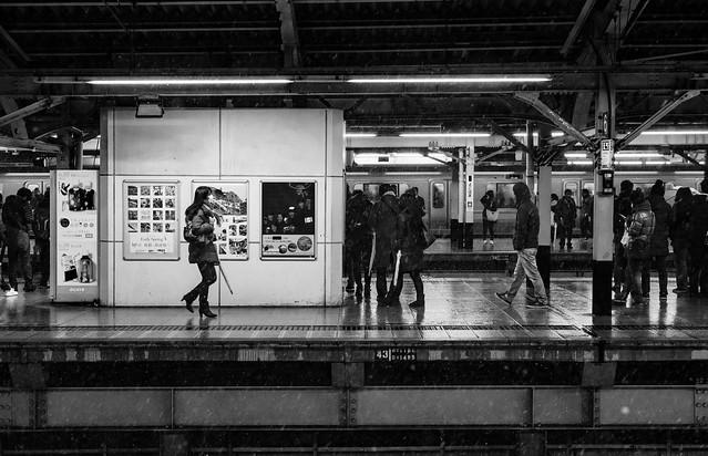Train Station / Yokohama