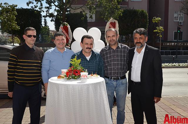 Mehmet Gümrükçüler, Turan Erşahan, Dursun Karakaya, Kerim Tokaç, Fatih Kurt