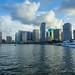 Miami Skyline by K.Yemenjian Photography
