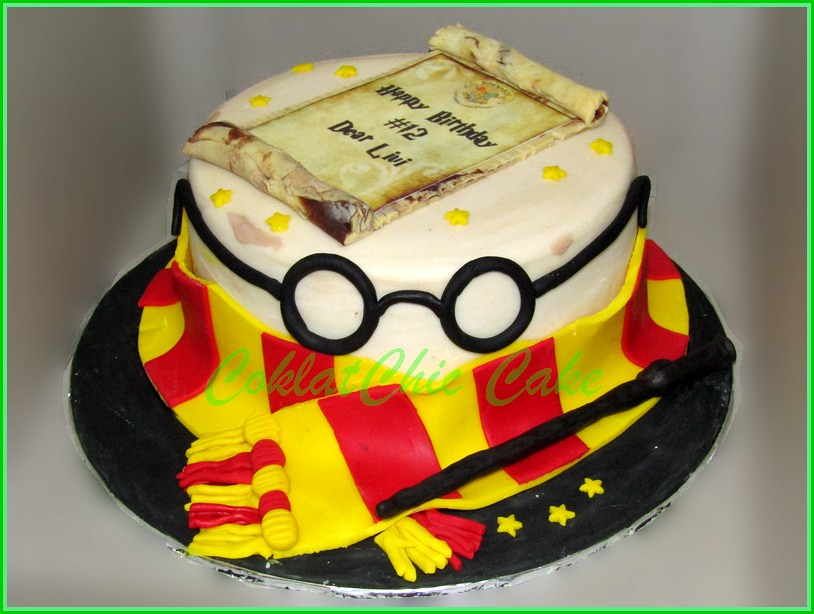 Cake Harry Potter LIVI 15 cm