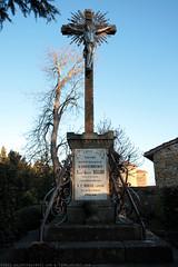 FR11 1857 L'église Sainte-Marie-Madeleine. Rennes-le-Château, Aude, Languedoc