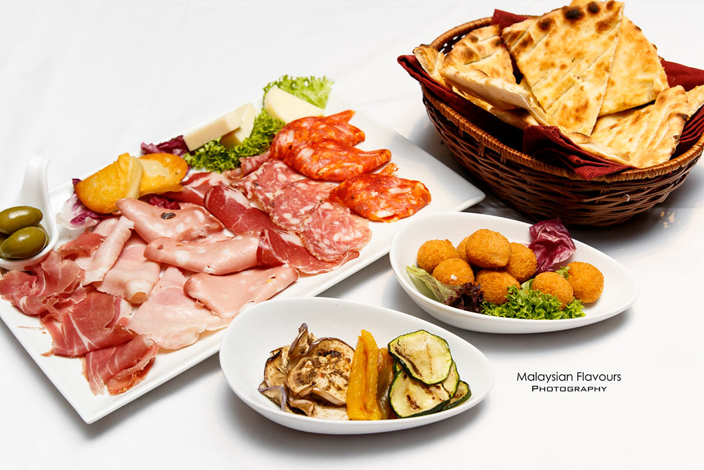 Enoteca Italian Restaurant Plaza Damansara True Italian Flavours