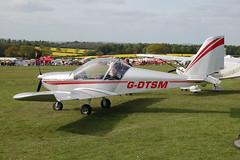 G-DTSM Evektor EV-97 [2008-3218] Popham 020509